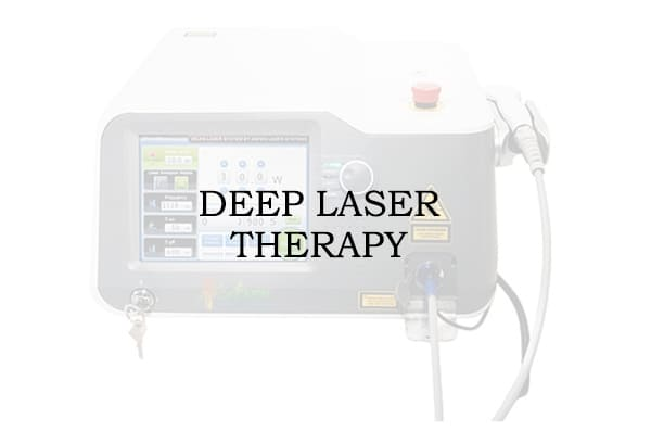DEEP LASER THERAPY